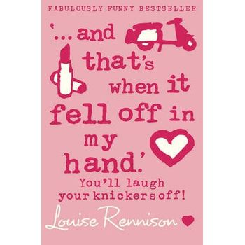"""""""…and That's When it Fell Off in My Hand."""""""