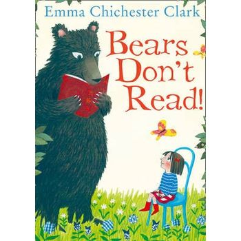 BEARS DON'T READ! PB