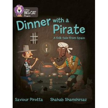 DINNER WITH A PIRATE