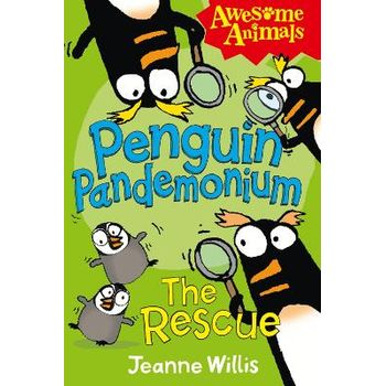 PENGUIN PANDEMONIUM – THE RESCUE