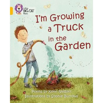 IM GROWING A TRUCK IN THE GARDEN