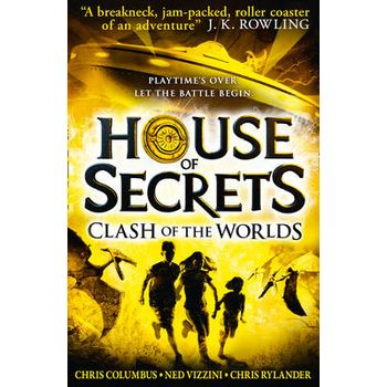 HOUSE OF SECRETS 3 HB
