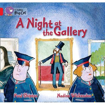 NIGHT AT THE GALLERY WORKBOOK