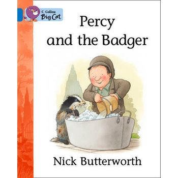 PERCY AND THE BADGER WORKBOOK