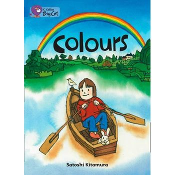 COLOURS WORKBOOK