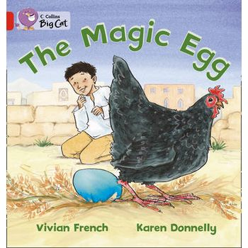 MAGIC EGG WORKBOOK