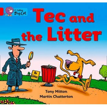 TEC AND THE LITTER WORKBOOK