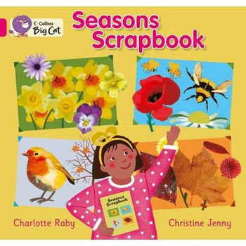 SEASONS SCRAPBOOK WORKBOOK