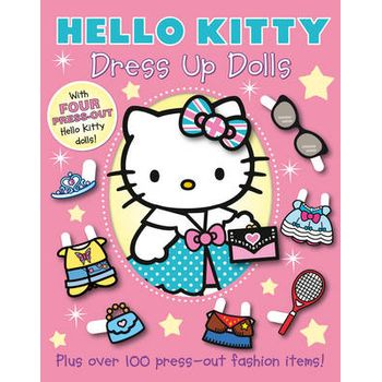 HELLO KITTY – DRESS UP DOLLS