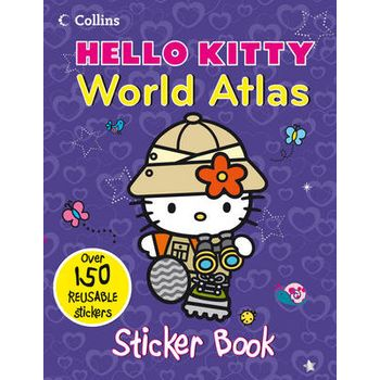 HELLO KITTY WORLD ATLAS