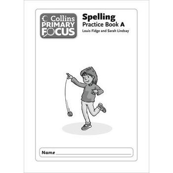 SPELLING PRACTICE BOOK 1A