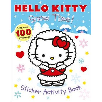 SNOW TIME! STICKER ACTIVITY BOOK