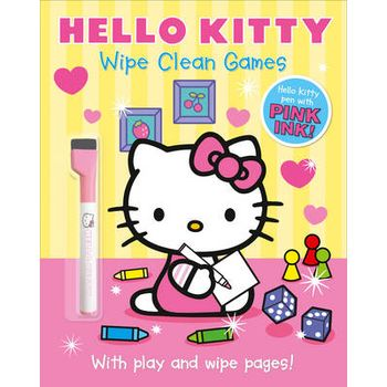 HELLO KITTY: WIPE CLEAN GAMES