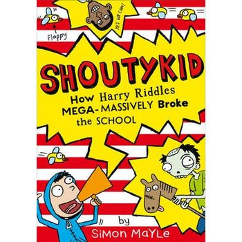 SHOUTYKID 2 – HOW HARRY RIDDLES PB B