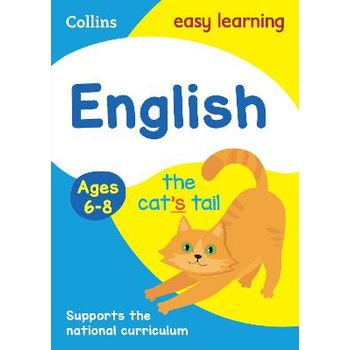 COLLINS EASY LEARNING AGE 5-7 – ENGLISH