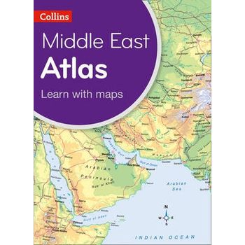 COLLINS PRIMARY GEOGRAPHY ATLAS FOR THE