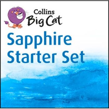 COLLINS BIG CAT SETS – SAPPHIRE STARTER