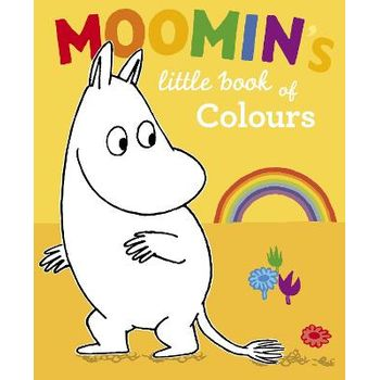 Moomin's Little Book of Colours