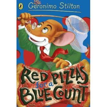 GERONIMO STILTON: RED PIZZAS FOR A BLUE