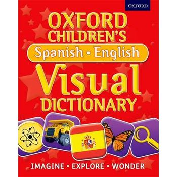 OXFORD CHILDRENS SPANISH-ENGLISH VISUAL