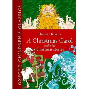 CHRISTMAS CAROL AND OTHER CHRISTMAS STOR