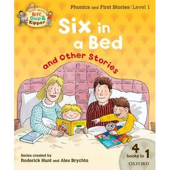 OXFORD READING TREE READ WITH BIFF, CHIP