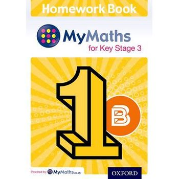 MYMATHS: FOR KEY STAGE 3: HOMEWORK BOOK