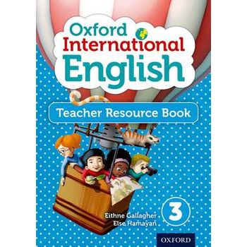 OXFORD INTERNATIONAL PRIMARY ENGLISH TEA