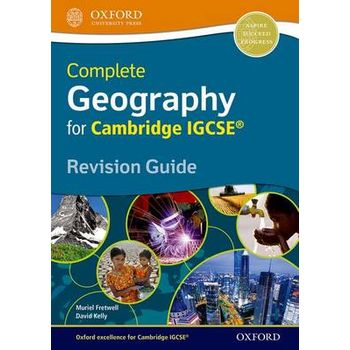 GEOGRAPHY FOR CAMBRIDGE IGCSE REVISION G