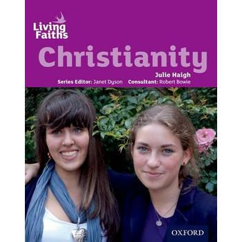 LIVING FAITHS CHRISTIANITY STUDENT BOOK