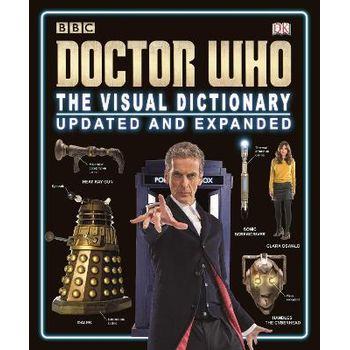 DOCTOR WHO THE VISUAL DICTIONARY UPD