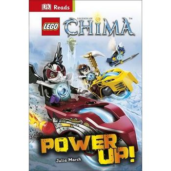 DK READS LEGO® LEGENDS OF CHIMA POWER UP