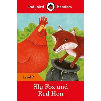 SLY FOX AND RED HEN – LADYBIRD READERS L