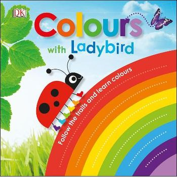 COLOURS WITH LADYBIRD