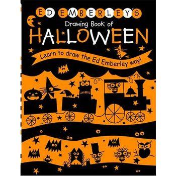 Ed Emberley's Drawing Book of Halloween