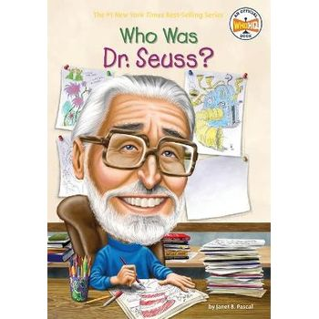 WHO WAS DR. SEUSSx
