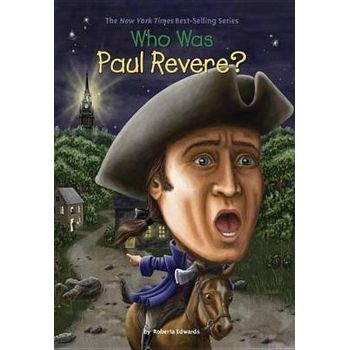 WHO WAS PAUL REVEREx