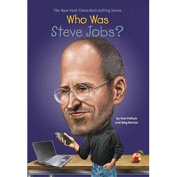 WHO WAS STEVE JOBSx