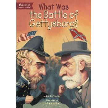 WHAT WAS BATTLE OF GETTYSBURGx