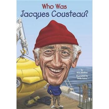 WHO WAS JACQUES COUSTEAUx