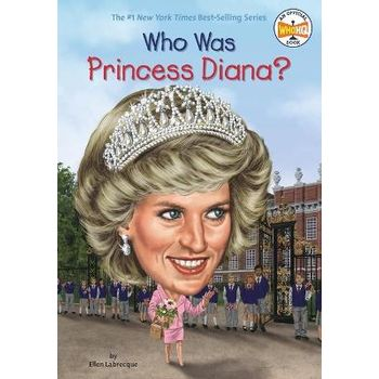 WHO WAS PRINCESS DIANAx