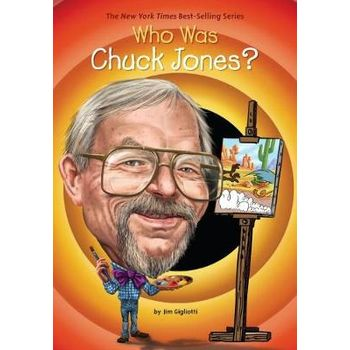 WHO WAS CHUCK JONESx