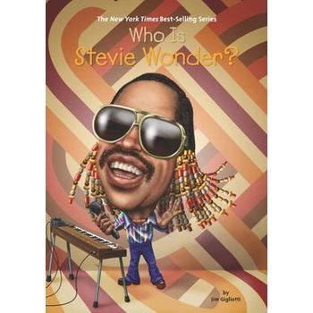 WHO IS STEVIE WONDERx
