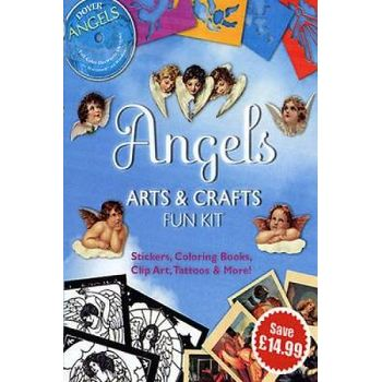 Angels Arts and Crafts Fun Kit