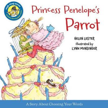 PRINCESS PENELOPES PARROT