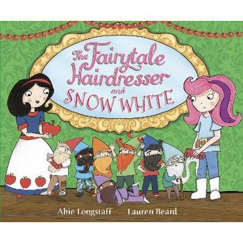 FAIRYTALE HAIRDRESSER AND SNOW WHITE