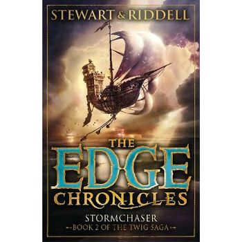 EDGE CHRONICLES 5: STORMCHASER