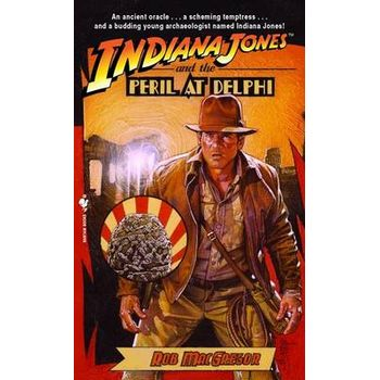 INDIANA JONES AND THE PERIL IN DELPHI