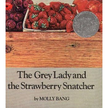 THEGREY LADY AND THE STRAWBERRY SNATCHE