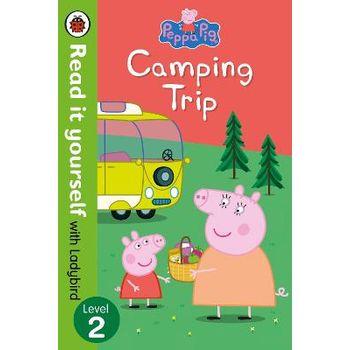 PEPPA PIG: 1 CAMPING TRIP – LEVEL 2 READ